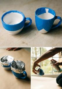DIY tazas