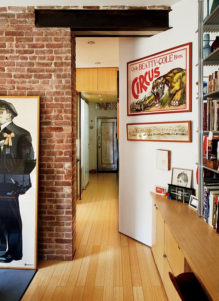 Apartamento vintage en Manhattan
