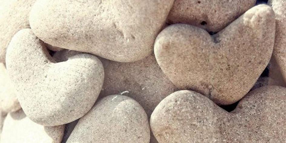 diy con piedras