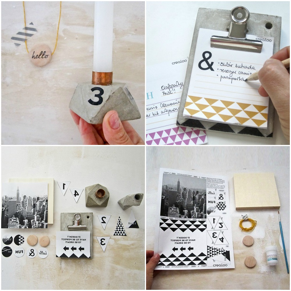 kit diy manualidades