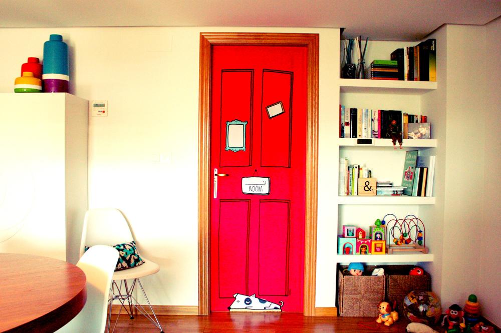 funda para puerta door dresser_1