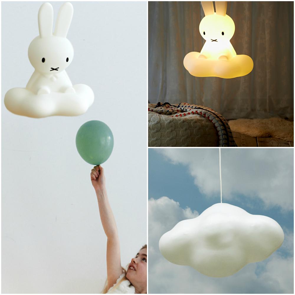lámparas de techo infantiles- Hello Marielou