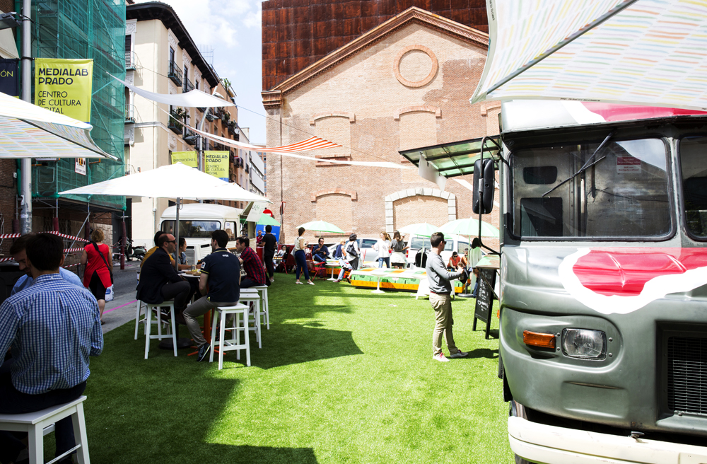 Food Trucks en el #PícnicUrbano de IKEA